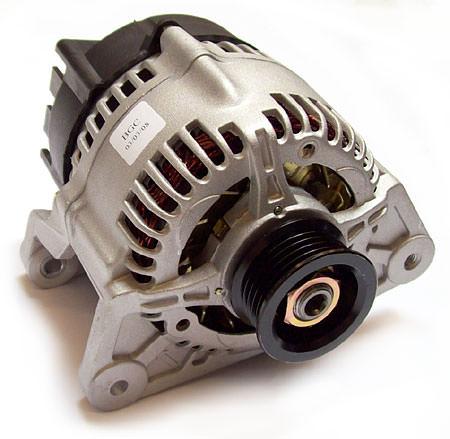 Alternator, Mini, 1996-on MPi (LRB370) Alternator, Mini, 1996-on MPi (LRB370)