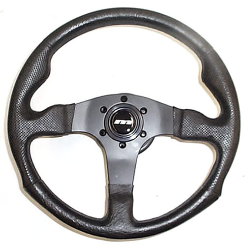 "Steering Wheel, 13"" Sport, Black Moulded"