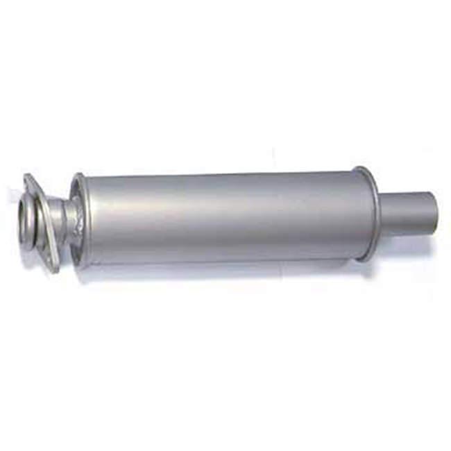 RC40 Intermediate Muffler, catalytic converter cars, mild steel, Millennium