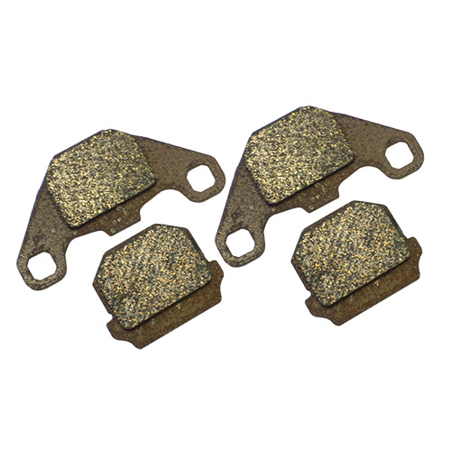 KAD Rear Disc Brake Pads