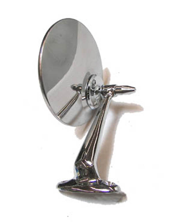 SAC0096 - Door Mirror, round, screw-mount