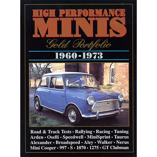 Gold Portfolio: High Performance Minis 1960-1973
