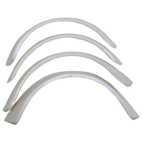 Fender Flare Set, Group 5 Fiberglass