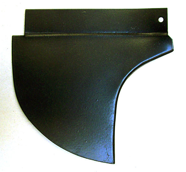 Side Valance Panel Filler, Van/Est, right hand