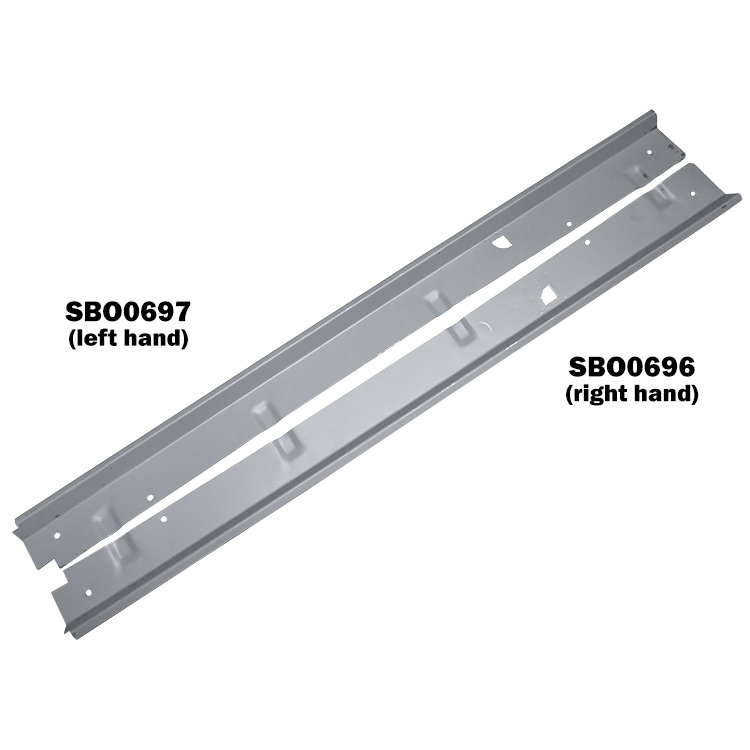 Mk1-2 Outer Sill, Saloon, LH, most accurate (SBO0697) - SBO0697