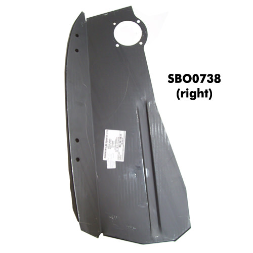 Inner Hinge Panel, Mk3-on, right hand  (SBO0738)