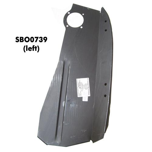 Inner Hinge Panel, Mk3-on, left hand (SBO0739)