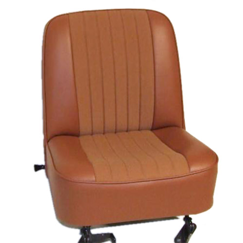 Front and Rear Seat Cover Kit, 1970-92, Vinyl/Cloth