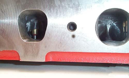 Cylinder Head, Calver Special Tuning, Super Sport, leaded (SEN0283) - SEN0283