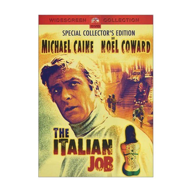 The Italian Job - 1969