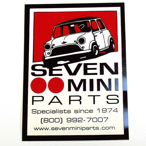 Seven Decal