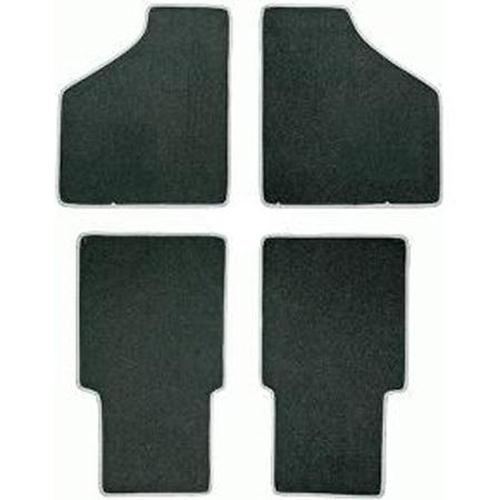 Floor Mat Set, 4-piece, 1973-2000