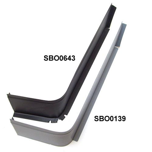 Rear Corner Repair, Van & Estate (SBO0139/40) - SBO0139/40