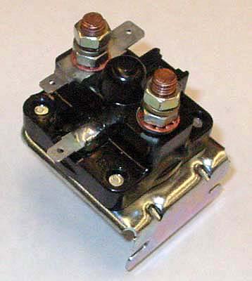 Starter Solenoid, 1963-77 (SRB325) - SRB325
