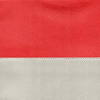 Tartan Red / Dove Grey