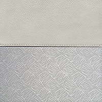 Dove Grey / Silver Brocade