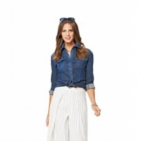 Stripe pants by Apple Brentwood