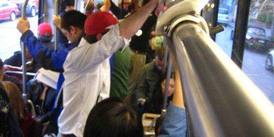Crowded Muni