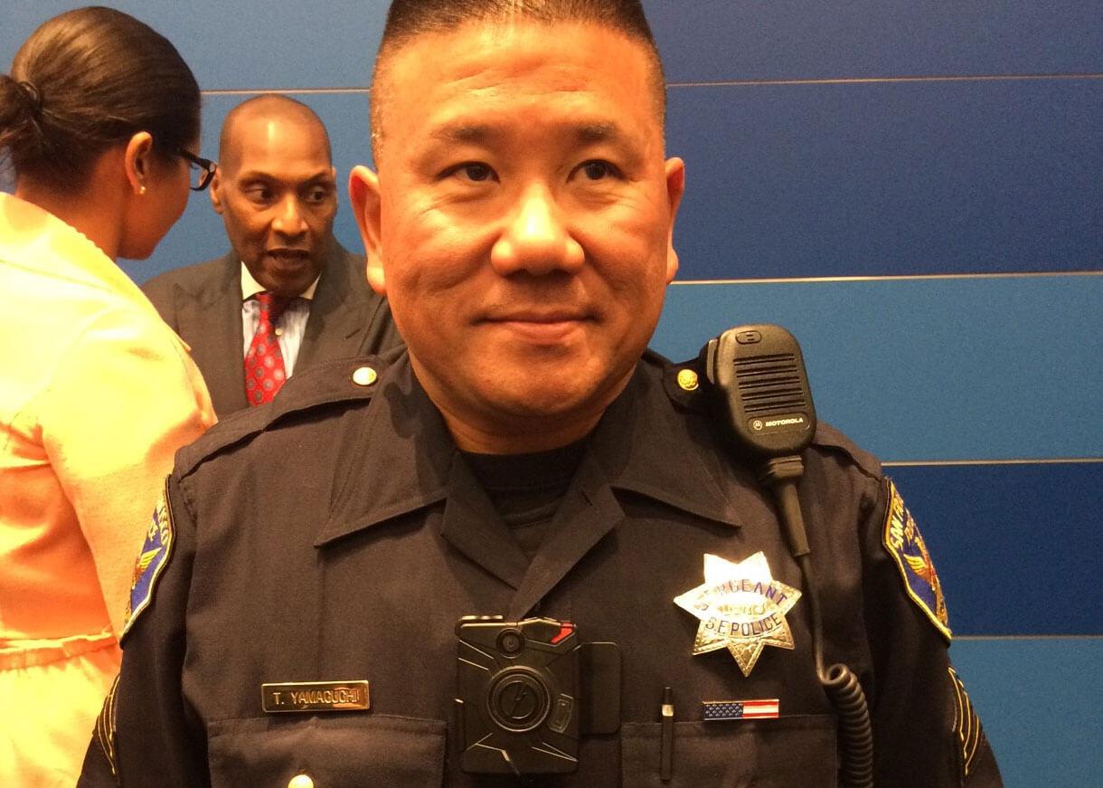 SFPD body cameras
