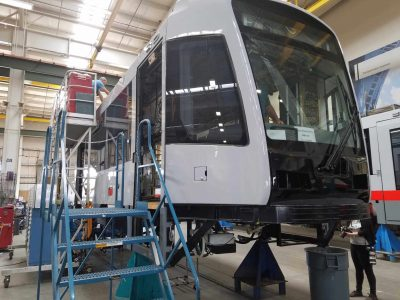 Muni Metro new trains
