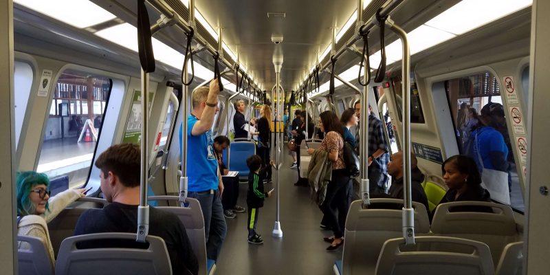 BART new trains