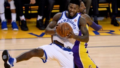 Jordan Bell lifts Warriors to 11th-straight win 30