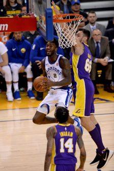 Jordan Bell lifts Warriors to 11th-straight win 27