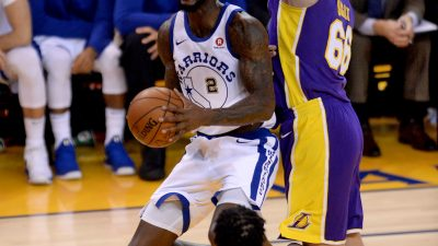 Jordan Bell lifts Warriors to 11th-straight win 27