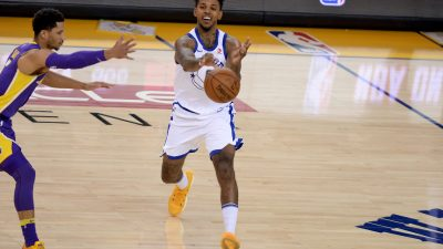 Jordan Bell lifts Warriors to 11th-straight win 23