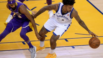 Jordan Bell lifts Warriors to 11th-straight win 21