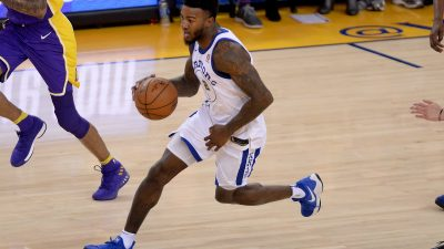 Jordan Bell lifts Warriors to 11th-straight win 12