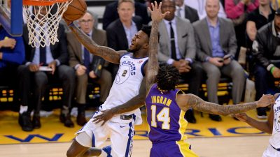 Jordan Bell lifts Warriors to 11th-straight win 11
