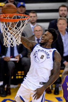 Jordan Bell lifts Warriors to 11th-straight win 10