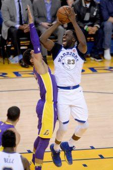Jordan Bell lifts Warriors to 11th-straight win 9