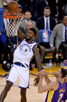 Jordan Bell lifts Warriors to 11th-straight win 8