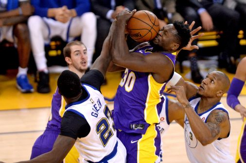Jordan Bell lifts Warriors to 11th-straight win 6