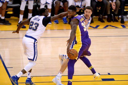 Jordan Bell lifts Warriors to 11th-straight win 4
