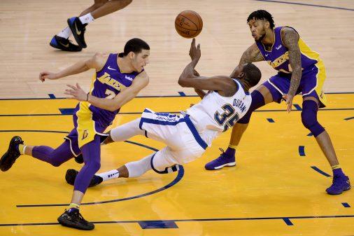 Jordan Bell lifts Warriors to 11th-straight win 1