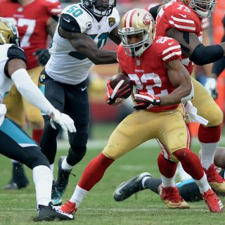 49ers camp: RB battle heats up after solid Day 2 from Breida