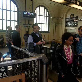 Muni Metro delays sour Valentine's Day commutes