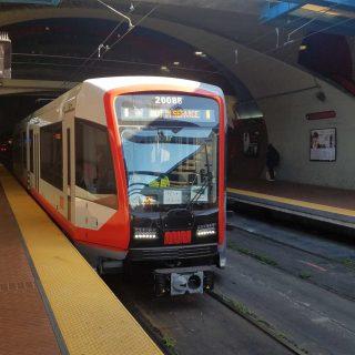 Muni readies two-car N-Judah trains, three-car next