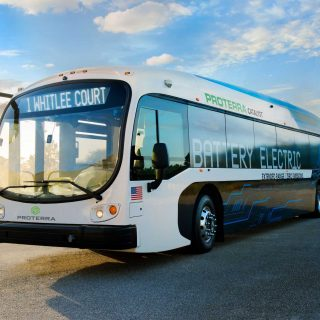 SamTrans shifts toward electric buses, shops local