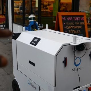 SF sets fees for sidewalk delivery robot testing