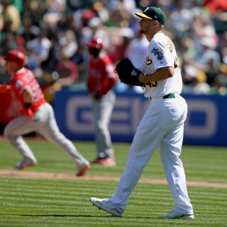 Inside Pitch: A's co-aces a perfect picture of plus-minus