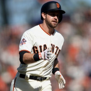 Giants step on another rake, Longoria fractures left hand