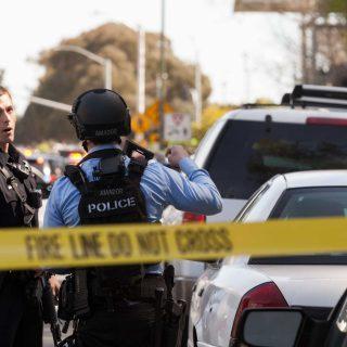 Three shot, gunwoman dead in YouTube shooting