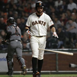 Giant bats shrunk by Godley curve in 2-1 loss