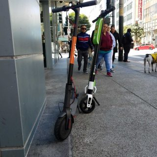 San Francisco closes in on electric scooter rules