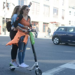 San Francisco seeks time out from rental e-scooters