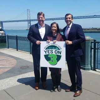 Bay Area mayors make case for higher bridge tolls